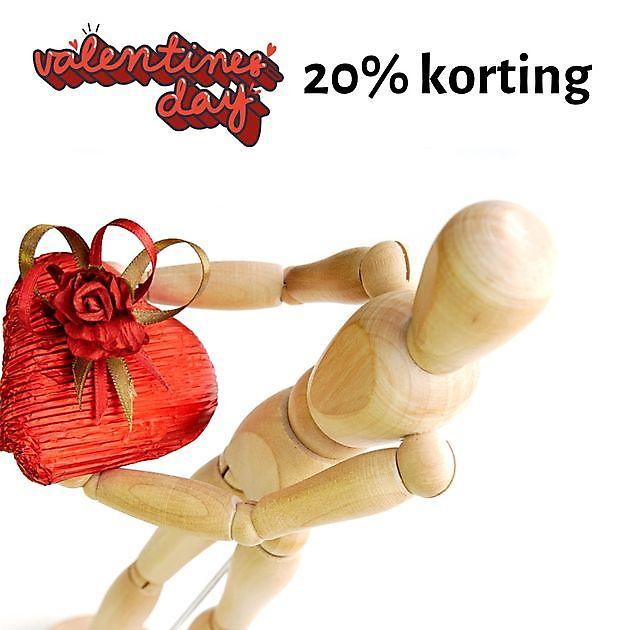 Valentijns korting - Verin Gellak