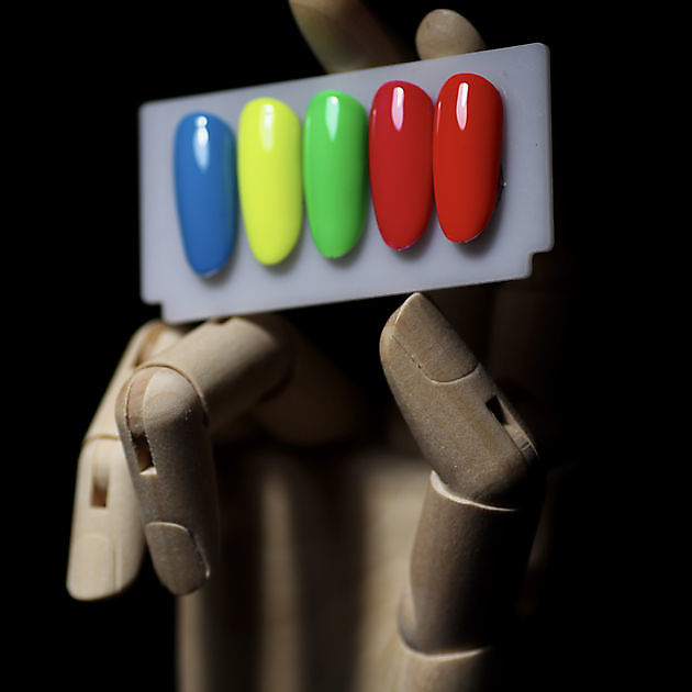 Set neon - Verin Gellak